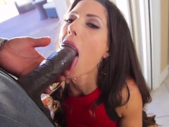 Hottie Alexa Fucks Lexs Big Black Cock