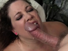 chubby-milf-rubee-fucked-and-eats-cum