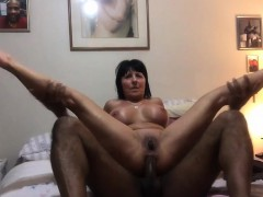 Hot Wife Ride So Nice