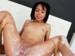 Teens Asshole Creampied After Anal