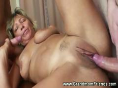 hot-grandma-fucked-on-table-by-two-men
