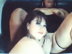 two-chubby-brunettes-go-lesbian-in-webcam-movie