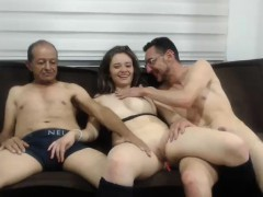 Man Share His Wife On Cam Part.2