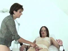 Unfaithful British Mature Lady Sonia Shows Off Her Giant Mel