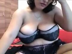 milf-with-huge-breasts-teasing