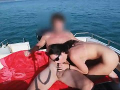 Busty Amateur Exgf Outdoor Blowjob With Facial