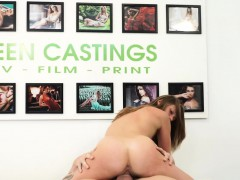 Casting Amateur Teen Roughfucked In Bdsm