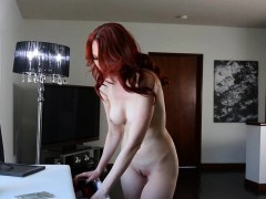 Teen Squirts Stepmom Face