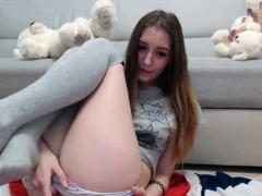 Wet Panties And Stockings