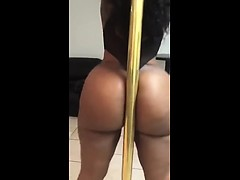 ass ebony bbw solo
