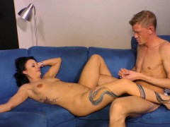 XXX OMAS - Mature German brunette Bonny Devil gets fucked