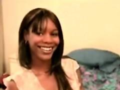 delicious ebony woman sucking dick like a vacuum