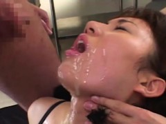 Japanese Teen Tied And Used As Cum Bucket