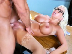 Leroyz – Savannah Stevens Sexy Nurse Strips And Fucks