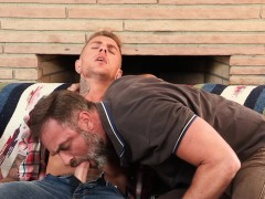 horny-stepdad-kristofer-weston-takes-stepson-dannys-big-cock