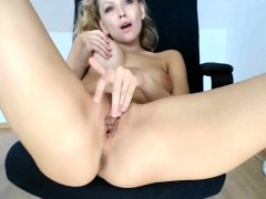 solo-santa-amateur-fingering-her-tight-pussy