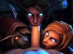 3d Toon - Fantasy Teens Hardcore Sex Compilation - 3d Hentai