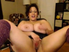 bbw amateur with huge boobs has sex with a skinny guy WWW.ONSEXO.COM