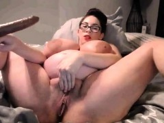 Webcam Masturbation Super Hot Natural Boobs