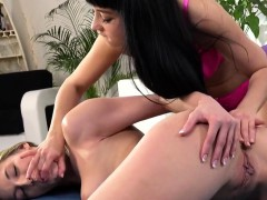 Pretty Czech Sweeties Open Up Their Asses With Butt Plug And
