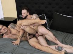 Men.com - Cliff Jensen Vadim Black - Polyamor