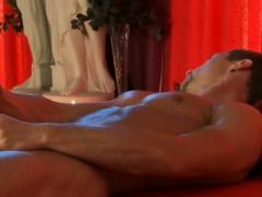 Beautiful Cock Massage He Rocks