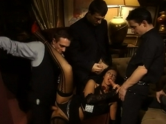 milf group humiliation and gangbang backdoor
