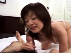 Mai Yamasaki works cock like - More at hotajp.com