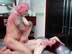 Alex Harper Loves Riding Derricks Big Cock In Cowgirl Style