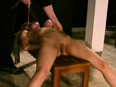 sweet female wicked s&m scenes with castigation and sex