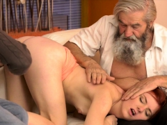 daddy4k. unexpected experience with an older gentleman