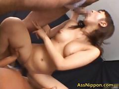 Hina Hinako real asian foxy getting