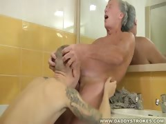 boy-caught-jerking-off-by-daddy