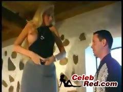 Sexy Danish Blonde MILF mature blonde hardcore stockings milf