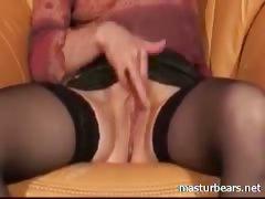 Intense Home Orgasm Swiss Mom Barbara