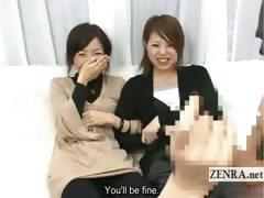 subtitled-cfnm-japanese-handjob-blowjob-demonstration