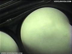 Infrared Camera Opposite Seat Panties