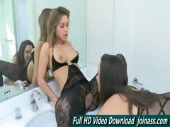 malena-and-kennedy-blonde-brunette-lesbian-lingerie