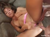 Keanni Lei Gets Ass Pounded