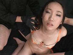Extreme Asian Bondage – Creampie And Facial