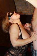 Steffi the shy wife enjoys doing porn
