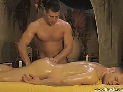 Massage Of The Anal Region