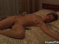 A Dreaming Gf Bedroom Webcam Part4