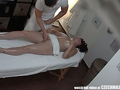 busty milf gets nailed during massage PORNO XXX