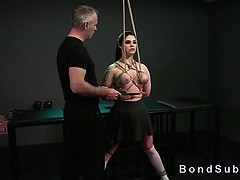 tied-up-babe-in-rope-bent-over-gets-ass-hook