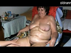 Grandma Sucking Off Young Guy And Fucked Afterwards
