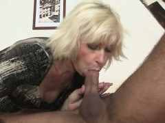 Blond Mother in law Seduces Me But Wife Finds Out!