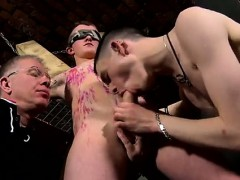 Hot Gay Sex Inexperienced Boy Gets Owned