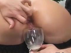 tattooed-girl-swallows-anal-creampie