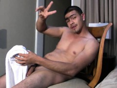 Hot Masculine Mexican Latino Papi With A Hard Uncut Dick